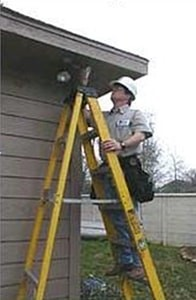 residential electrician houston